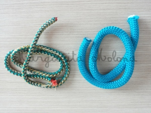 materiales. Cuerdas