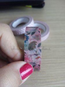 washi tape estampado