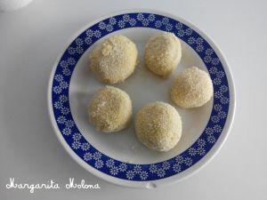 harina, huevo y pan